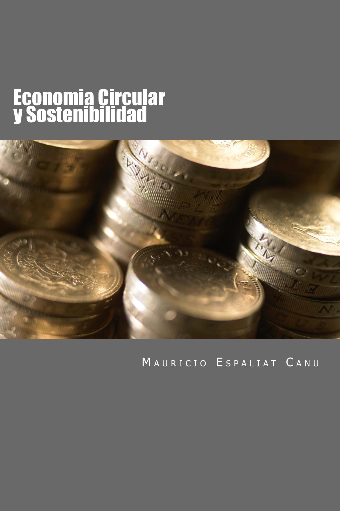 """Texto libro """"Economía Circular y Sostenibilidad"""""""